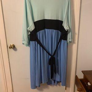 Disney Dresses - Disney Ariel Torrid skater costume dress